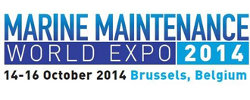 Marine Maintenance World Expo 2014
